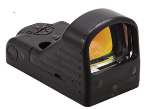 EOTech MRD000A2 Insight Red Dot Sight, Anti-Reflection, 1x Objective, Unlimited Eye Relief, 3.5 or 7.0 MOA, Lightweight, Waterproof, Tan Finish