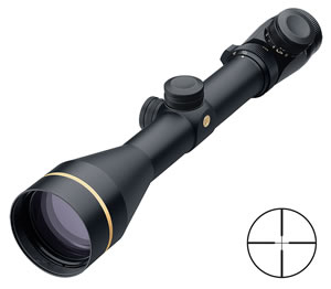 Leupold VX-3L Rifle Scope 67585, 3.5x-10x, 50mm Obj, 30mm Tube Dia, Black, Duplex Reticle, w/$10 Coupon For Future Order