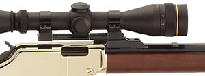 Henry Repeating Arms Golden Boy Cantilever Scope Mount GBCSM, Blue