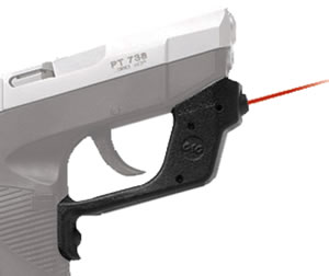 Crimson Trace LG407 Lasergrip for Taurus TCP