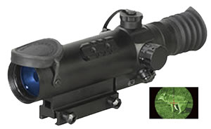 ATN Night Arrow Night Vision Weapon Sight NVWSNAR220, 2X, w/$50 Coupon For Future Order