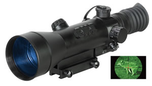 ATN Night Arrow Night Vision Weapon Sight NVWSNAR420, 4X, w/$50 Coupon For Future Order