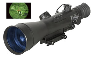 ATN Night Arrow Night Vision Weapon Sight NVWSNAR620, 6X, w/$50 Coupon For Future Order