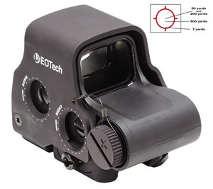 EOTECH EXPS32 Holographic Weapon Sight, w/$10 Coupon For Future Order