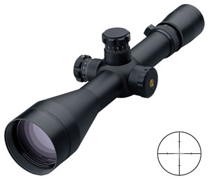 Leupold Mark 4 ERT M1 Rifle Scope 65495, 4.5x-14x, 50mm Obj, 30mm Tube Dia, Matte Black, Illuminated Tactical Milling Reticle, w/$150 Off Coupon For Accessories