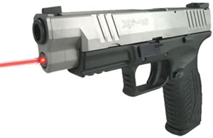 Lasermax LMS-XDM Laser Sight for XDM 9mm/40 4.5 in