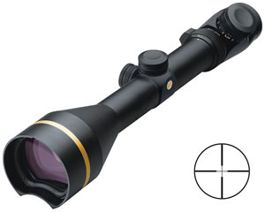 Leupold VX-3L Rifle Scope 67880, 4.5x- 14x, 50mm Obj, 30mm Tube Dia, Matte Black, Illuminated Duplex Reticle, w/$25 Coupon For Future Order