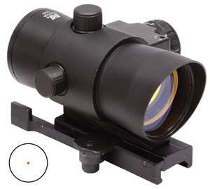 NCStar DLB140R Red Dot Series, 1X40