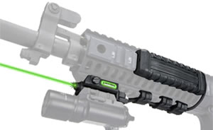 Lasermax LMS-UNI-GVP Uni-Max Rifle laser Value Pack Green