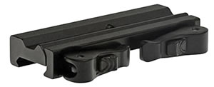 Burris 410349 AR-QD Mount for Prism Scopes, Matte
