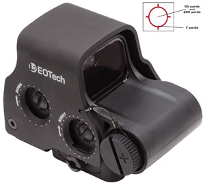 Eotech EXPS20 XPS2 Holographic Weapon Sight, w/$10 Coupon For Future Order