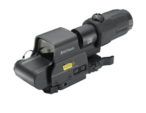 Eotech HHSII EXPS2-2 1x Obj 30 ft @ 100 yds FOV Tube Dia Black 65 MOA , w/$50 Coupon For Future Order