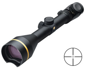Leupold VX-3L Rifle Scope 67415, 3.5-10x, 50mm Obj, 30mm Tube Dia, Mt Black, Illum Duplex Reticle, w/$25 Coupon For Future Order