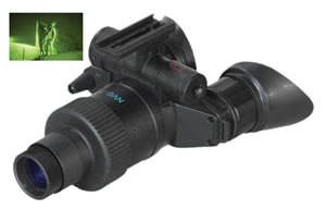 ATN NVGONVG730 NVG7-3 Night Vision Goggles 3rd Gen 1x 40 degrees FOV , w/$100 Coupon For Future Order