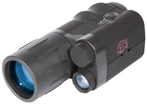 ATN DGMNNVM4C DNVM Night Vision Monocular,  Gen 4x 70mm  FOV, Water and Fog Resistant