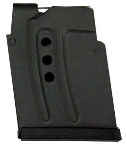 CZ 13001 5 Round 22 Hornet Model 527 Magazine w/ Steel Finish