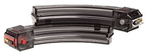 Butler Creek EXP2522SM 25 Round Magazine For Ruger 10 / 22, Smoke Hot Lips