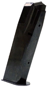 CZ 11111 12 Round 40S&W Model 75 / 85 Magazine w/ Steel Finish
