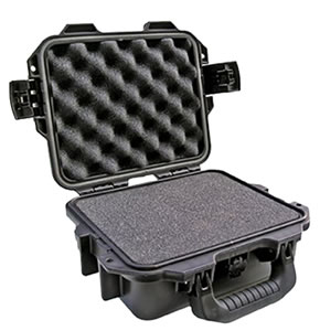 Stormkloth WaterProof Black 1-Pistol Case IM2050