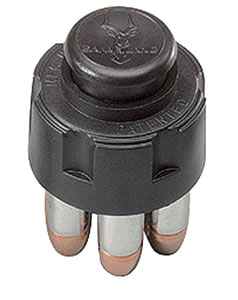 Safariland JK2C Push Button Comp II Speedloader For DWesson 38/357 / S&W Kframe / Taurus 66,669,689