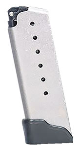 Kahr MK720 7 Round Stainless Grip Extension