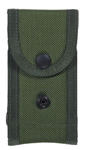 Bianchi Military Mag Pouch, Olive Drab, Model 17646, For Glock 17, 19, 22, 23; Para Ord P13, P16