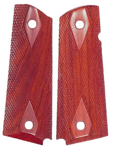 Chip McCormick 83000 Slim Carry Checkered Government Grips
