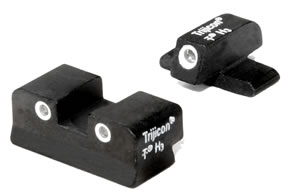 Trijicon Tritium SG01 3-Dot Green Front/Rear Night Sight For Sigarms P226/Springfield X