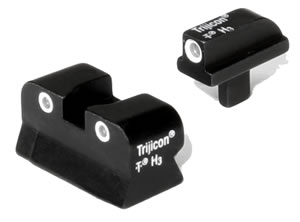 Trijicon Tritium CA02 Night Sight For Colt Government .055 Narrow Tang