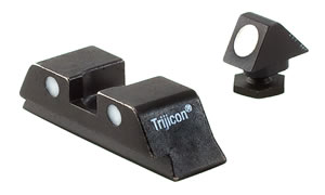Trijicon Tritium GL05 3 Dot Sight Set For Glock