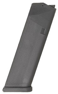 Glock MF10117 10 Round Blue Magazine For Model 17 9MM in Blister Pkg