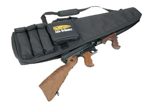 Thompson Padded Gun Case w/Logo T42