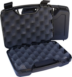 MTM Single Handgun Case For Up to 4 in Barrel 80540