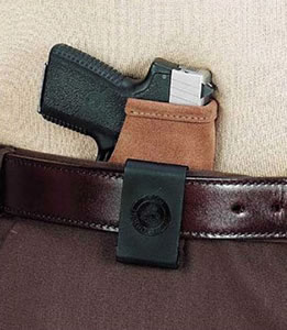 Galco STO444 Stow-N-Go Holster Right Hand Natural 3 in XD
