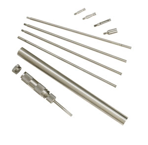 Birchwood Casey 41130  Stainless Steel Universal Gun Cleaning Kit