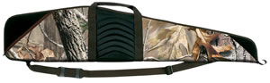 Bulldog Cases Brown/Mossy Oak Break Up Rifle Case BD206, 48 in