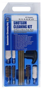 DAC Pistol/Rifle Cleaning Kit SKG116, 12/20/28/.410 gauges, 14 Piece