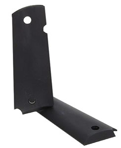 Hogue 45160 Aluminum Black Grip Panel For Colt Government