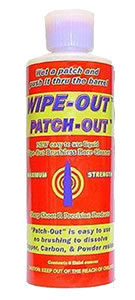 Sharp Shoot 8 Ounce Wipeout Patch-Out Liquid Bore Cleaner WPO810