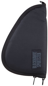 Blackhawk 74PR01BK Sportster Medium Black Nylon Pistol Rug