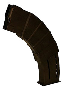 Thermold RM302639 26 Round Black Mag For Mini Thirty 7.62 X 39 MM
