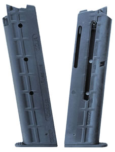 Chiappa 1911-2210 22 Long Rifle Magazine, 10 Rd, Black