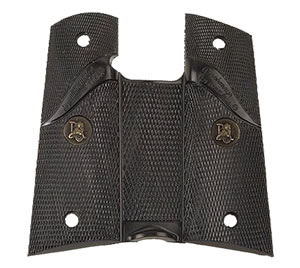 Pachmayr 02545 Signature Grip For Colt Officer