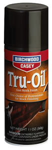 Birchwood Casey 23145 Tru-Oil Gun Stock Finish, 11 Oz