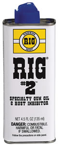 Birchwood Casey 40028 Rig #2 Gun Oil, 4.5 Oz