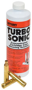 Lyman 7631705 Turbo Sonic Case Cleaning Solution