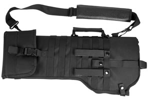 NcStar CVRSCB2919B AR-15 Tactical Rifle Scabbard, Black