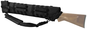 NcStar CVSCB2917B Rifle/Shotgun Scabbard, Black