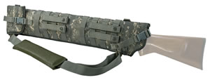 NcStar CVSCB2917D Rifle/Shotgun Scabbard, Green