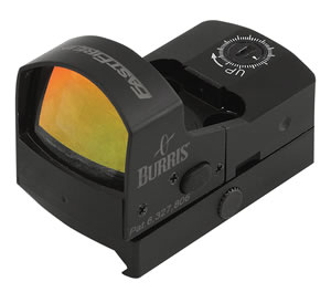 Burris 300234 Fast Fire III Reflex Sight w/Picatinny Mount 3 MOA Dot